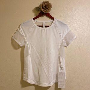 lululemon / Swiftly Tech Short Sleeve T-shirt Sz 4